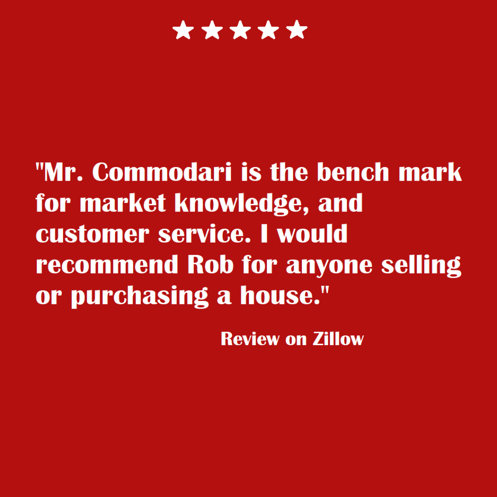 Five-star Zillow review